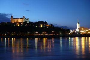 BRATISLAVA: Hlavné mesto Slovenska!