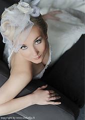 Biela princezná ako z rozprávky!