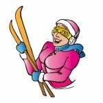 Fitness na ľade – využite prírodný terén na športovanie!