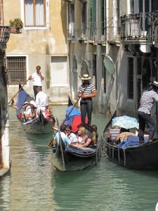 Krásne a romantické Benátky