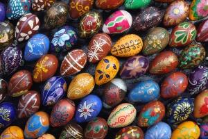 Ako veľkonočné vajíčko?
