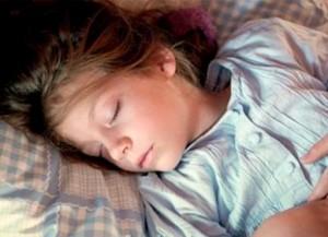 Detský spánok