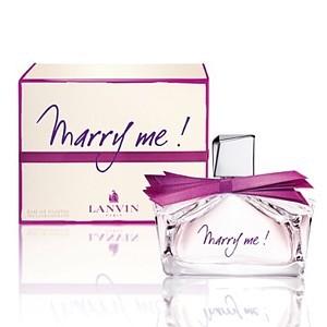Exkluzívna súťaž o parfum Lanvin Marry Me! má víťazku