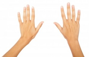 Ruky ako naša vizitka!