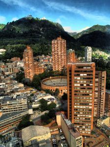 Spoznávame Bogotu