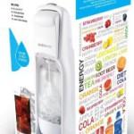 Výroba sódy – Sodastream Jet White + 2 sirupy ZADARMO!