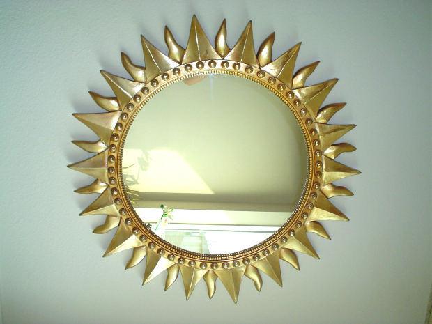 Zrkadlo ako interiérový doplnok