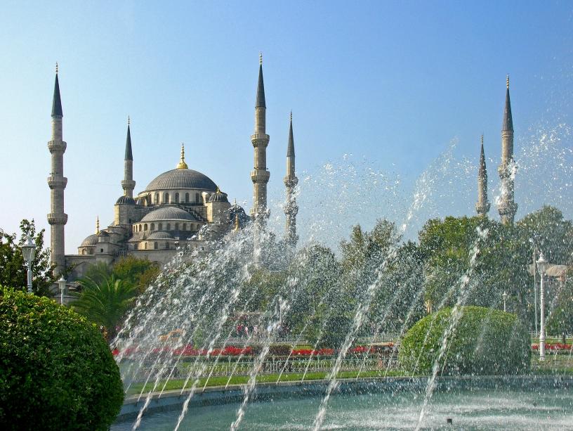 Vzdialené Turecko