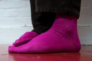 Potešenie pre chodidlá