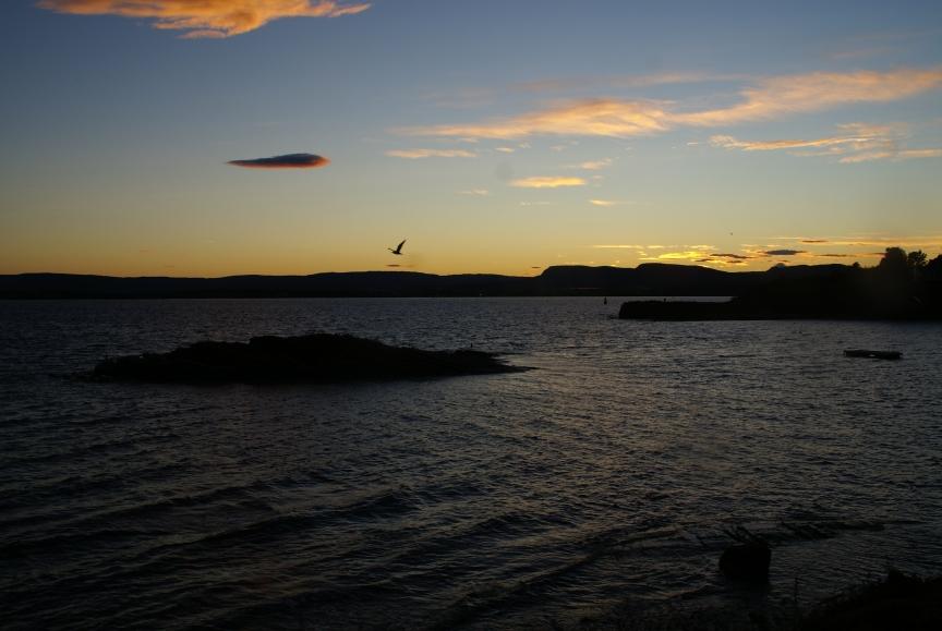 Západ Slnka - OSLO
