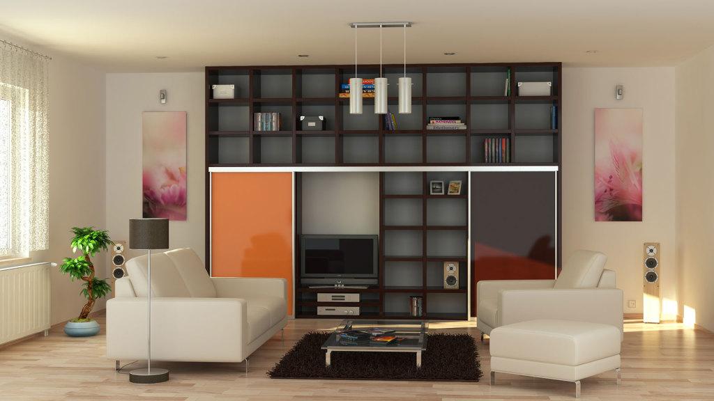 Relax v pokoji domova