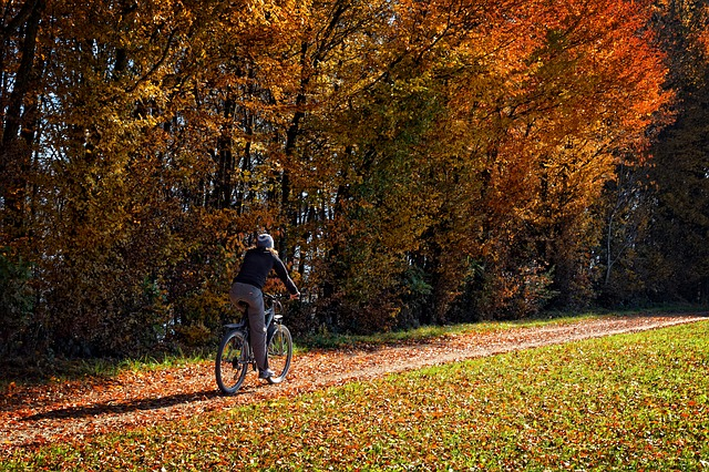 Trávime voľný čas – objavte čaro cyklistiky!