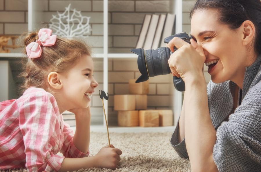 Pár rád, aby boli fotky vašich detí bezchybné