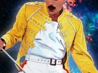 Freddie Mercury alias hviezda veľkého rangu!