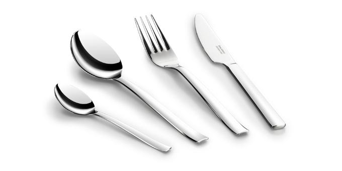 Moderná sada jedálnych príborov BANQUET