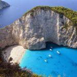 Grécky ostrov Zakynthos