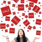 Počkajte na výpredaje a rôzne akčné ponuky
