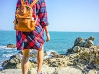 Vintage ruksak či kabelka? Rozhodne oboje!