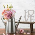 Ako na svadobné kvetinové dekorácie? Skúste umelé kvety!