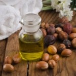 Arganový olej akrása
