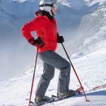 Super lyžovačka iba s vhodnou výstrojov!