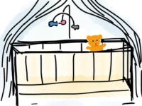 Kolotoč nad postieľku – nielen taká obyčajná hračka