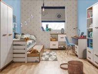 Akú posteľ do detskej izby? Na výber máte z veľa možností!
